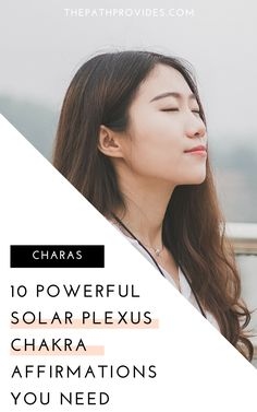 Affirmations are a powerful way of balancing your chakras. Discover these 10 powerful Solar Plexus Chakra Affirmations and start using them daily ! Meditation Scripts, Meditation For Anxiety, Meditation Crystals, Meditation For Beginners, Chakra Meditation, Guided Meditation, 7 Chakras Meaning, Energy Healing Spirituality, Solar Plexus Chakra Healing