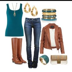 autumn outfit - very Nina from offspring