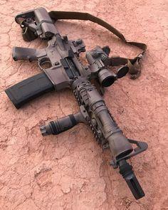 320 отметок «Нравится», 4 комментариев — guns_anonymous (@azguncollector) в Instagram: «MK18 Monday. #mk18 #mod0masterrace #servicerifleclones #arizona #gun #rifle»