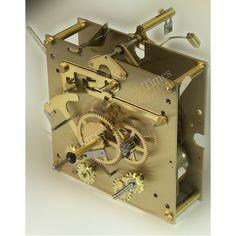 Bardzo wytrzymały mechanizm stosowany w zegarach używanych w kościołach, katedrach i kuriach.