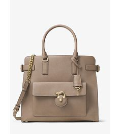 On SALE at 55% OFF! Emma Large Saffiano Leather Tote by MICHAEL Michael Kors.