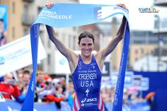 In 2012, a fairly new name to the elite ITU triathlon world lined up in London to compete in her very first Olympic Games. Competing for the United States of America, this woman unfortunately suffered a flat tire during the bike leg and finished...