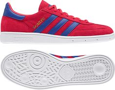 NEW ADIDAS SPEZIAL Originals MENS Red Blue vintage trimm forest LTD NIB NR #adidas #Athletic