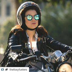 Real Motorcycle Women - thelitas_sydney (2)