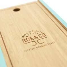Roe & Co Wood Packaging - Trending Packaging Box Packaging, Packaging Design, Bamboo Box, Cocktail Garnish, Business Gifts, Food Preparation, Bamboo Cutting Board, Cocktails, Boards