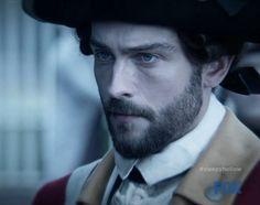 Tom Mison as Ichabod Crane Season 1 of Sleepy Hollow, Episode 6 - The Sin Eater