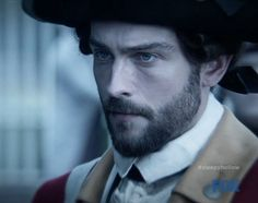 Tom Mison as Ichabod Crane Season 1 of Sleepy Hollow, Episode 6 - The Sin Eater