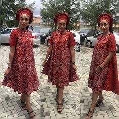 Top Ten Trendy Ankara Styles You Should Try  Dabonke