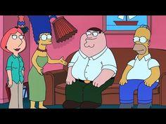 Homero Idealista (Parte1/5) Los Simpson - YouTube