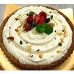 卵・牛乳・白砂糖を使わないアレルギー対応のナチュラルマクロビオティックケーキ店 ナチュラルスイーツ みき工房 レモンクリームタルト