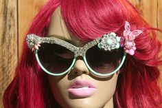Bridget  sunnie by GlamourPussXoXo on Etsy  Shop now til the 6th enter coupon code SOCIALITE1 and receive 20% off your total purchase