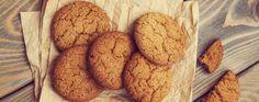 Připravte vašemu děťátku chutné domácí sušenky z ovesných vloček, na kterých si zaručeně pochutná nejen on, ale i celá rodina! Muesli, Bread, Cookies, Food, Crack Crackers, Granola, Brot, Biscuits, Essen