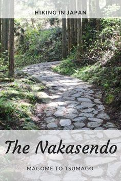 The Nakasendo is the old trail through the Japanese mountains. Today, you can still hike part of the trail between the two post towns, Magome and Tsumago. If you want a good day hike and fun cultural and nature experience, this is the activity for you. Click to read more!