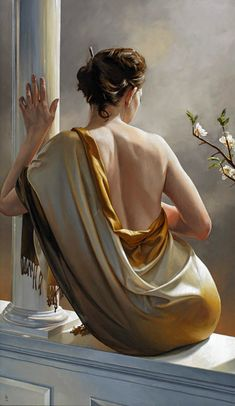 30 brilliant oil paintings by Mind-Blowing by Tom Lovell, Hamish Blakely and Raip . - 30 brilliant oil paintings by Mind-Blowing by Tom Lovell, Hamish Blakely and Raipun … # - Tom Lovell, Renaissance Kunst, Figurative Kunst, Old Paintings, Realistic Paintings, Indian Paintings, Abstract Paintings, Painted Ladies, Classical Art