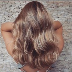 """1,662 Likes, 15 Comments - MODERN SALON (@modernsalon) on Instagram: """"Can you say money making hair color? We are swooning over this #honeyblonde by @borntobalage with…"""""""