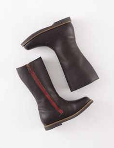 Tall Leather Boots for elliott. boden for kids. mjp and i are having a boots moment.