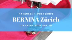 Über 250 Kurse bietet BERNINA Zürich an. Sehen Sie welche von mir geleitet werden. Dagobert Duck, Workshop, Vacuums, Home Appliances, Knowledge, House Appliances, Atelier, Vacuum Cleaners, Kitchen Appliances