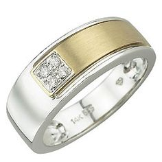 Men's Diamond Wedding Ring http://www.jrjewelers.com/bridal-collection/wedding-bands-for-him/plain-fancy-wedding-bands/men-s-diamond-wedding-ring-44047.html