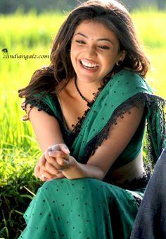 actress kajal aggarwal hot stunning stills in blue saree Beautiful Bollywood Actress, Most Beautiful Indian Actress, South Actress, South Indian Actress, Beautiful Celebrities, Beautiful Actresses, Kajal Agarwal Saree, Glamour Ladies, Beautiful Girl Image