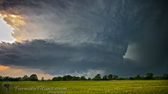 SE Oklahoma Storm Structure