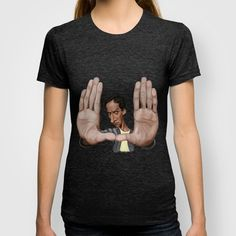 Framed by Abed T-shirt