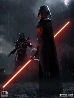 View an image titled 'Second Sister Art' in our Star Wars Jedi: Fallen Order art gallery featuring official character designs, concept art, and promo pictures. Star Wars Dark, Star Wars Sith, Star Wars Fan Art, Star Trek, Clone Wars, Star Wars Pictures, Star Wars Images, Second Sister Star Wars, Dark Side