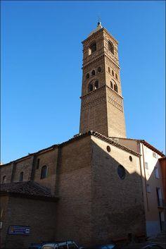 Zaragoza Tarazona - Iglesia de Santa María Magdalena -