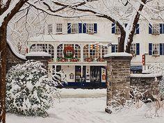 Winter at Penn State
