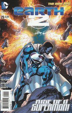 Earth 2 # 25 DC Comics The New 52!