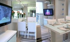 Apartamentos pequenos: boas soluções para compensar a falta de espaço - Casa - MdeMulher - Ed. Abril