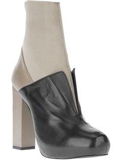 Charline De Luca Colour Block Boot - Dante 5 Women - Farfetch.com