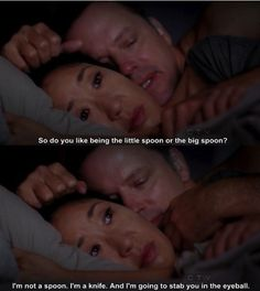 Yang is me - Grey's Anatomy - Christina Yang Tv Quotes, Movie Quotes, Funny Quotes, Hell Quotes, Badass Quotes, Qoutes, Funny Memes, Greys Anatomy Memes, Grey Anatomy Quotes