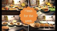 MEALS FOR THE WEEK NO.23 ~ FAMILY OF 7
