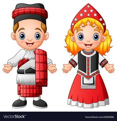 Imagens, fotos stock e vetores similares de Ukrainians in national dress with a flag. A man and a woman in traditional costume. Travel to Ukraine. Romantic Couples, Cute Couples, Travel To Ukraine, Costumes Around The World, Cartoon Cartoon, En Stock, Nice To Meet, Drawing For Kids, Couple Pictures