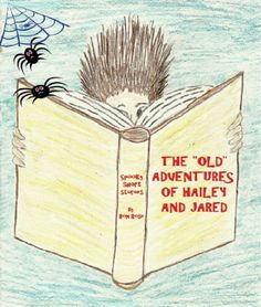 "THE ""OLD"" ADVENTURES OF HAILEY AND JARED by Bon Rose, http://www.amazon.com/gp/product/B00B6ZLXLI/ref=cm_sw_r_pi_alp_dQblrb1P9VSEA"