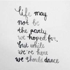 YES!! I was born to dance!!