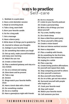 Health Motivation 50 self-care ideas to improve your mental health for when life gets tough. Love yourself, boost your mood and reduce anxiety with these simple self-care activities and self-care tips. Health Tips, Health And Wellness, Health Benefits, Health Trends, Health Goals, Wellness Tips, Health Fitness, When Life Gets Tough, Self Care Activities