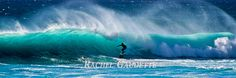 Beautiful surf on Oahu's North Shore!