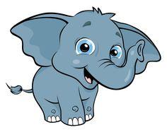cute baby elephant clip art baby elephant page 3 cute cartoon rh pinterest com elephant clipart cute elephant clipart for vinyl cutter