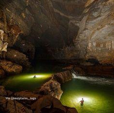Tu Lan Cave, Phong Nha Ke Bang National Park, Vietnam.