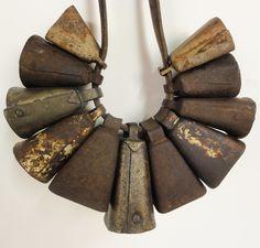 Antique Cow Bells