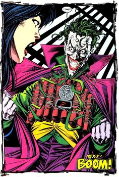 The Joker by Mike Deodato Jr. *