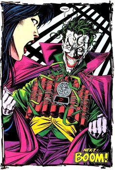 The Joker by Mike Deodato Jr. *