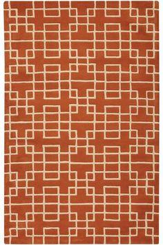 Downtown Wool Area Rug - Wool Rugs - Area Rugs - Rugs | HomeDecorators.com