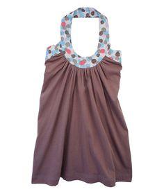 Cocoa Dress - Toddler & Girls by Serendipity Organics Kids | £24.99