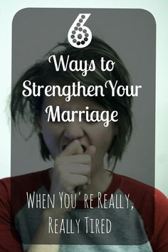 Fatigue: The Common Enemy of a Happy Marriage. Let's face it- we're all tired, but that doesn't mean we can justify being unkind and impatient with our spouses. These are some great tips for how to battle through the fatigue and be considerate of our spouses at the same time. happy marriage advice #marriage