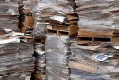 How to Make Cardboard Papercrete thumbnail