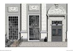 Window 01c - Digital print