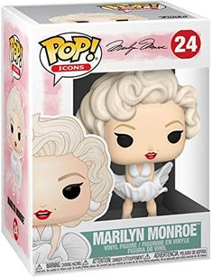 Discover recipes, home ideas, style inspiration and other ideas to try. Funk Pop, Marilyn Monroe, Custom Funko Pop, Funko Pop Vinyl, Funko Pop Marvel, Best Funko Pop, Funko Pop List, Pop Disney, Funko Pop Anime