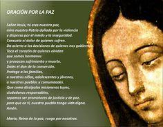 Oracion por la Paz....
